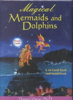 Magical Mermaids and Dolphins Oracle Cards by Doreen Virtue 9781561709793