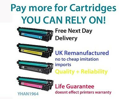 Toner Cartridge FOR HP Colour LaserJet Pro M254dw M254nw Printer COLOUR & BLACK