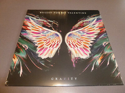 Bullet For My Valentine - Gravity - LP Vinyl // Neu & OVP