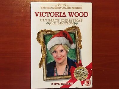 Victoria Wood's Ultimate Christmas Collection SOLD OUT sealed ALL THE TRIMMINGS