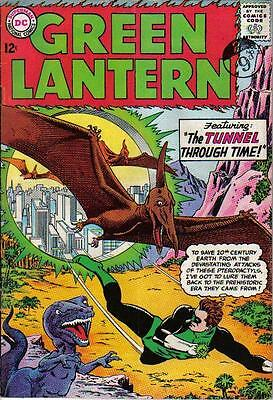 Green Lantern Issue 30 Produced By Dc Comics