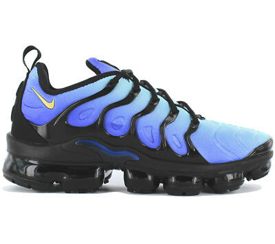 92bbee46a3248 Nike Air VaporMax Plus Men s Sneakers Shoes Hyper Blue Max TN 924453-008 NEW