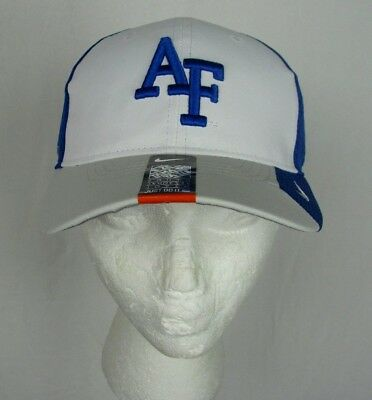 Nike Air Force Falcons NCAA Youth Adjustable Blue Performance Hat (Size 8 20 ) d1bc06db96f3