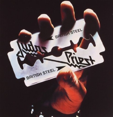"Judas Priest ~ British Steel (2001) ~ NEW CD Album ~ ""Breaking the Law"""