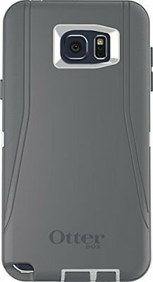 OtterBox DEFENDER Cell Phone Case for Samsung Galaxy Note5 - GLACIER