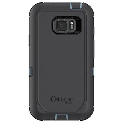 OtterBox DEFENDER SERIES Case for Samsung Galaxy S7 ACTIVE - STEEL BERRY