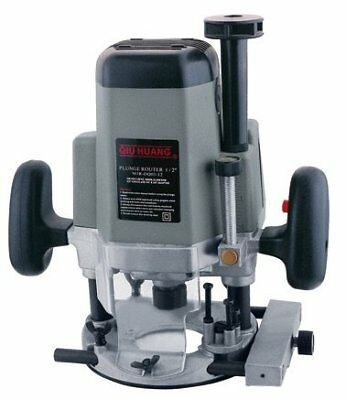 TruePower 1800W Plunge Router, 22000RPM 15amps