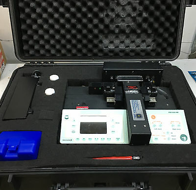 ERICSSON FSU 995PM FUSION SPLICER / CLEAVER splice account 1500