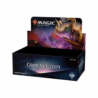 Magic the Gathering - Core Set 2019 Booster - Deutsch - MTG - NEU&OVP