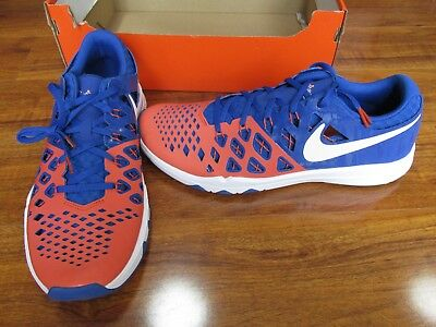 best service cae07 c8e35 NEW NIKE TRAIN SPEED 4 AMP Training Shoes MEN S 11.5 FLORIDA 844102 810   100 -  59.99   PicClick