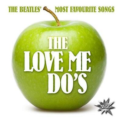 The Beatles' Most Favourite Songs The Love Me Do'S Audio CD