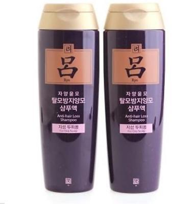 [Ryo] Jayang Yoon Mo Anti Hair Loss Shampoo  for Oily Scalp 180ml(6.1 oz) X 2PCS