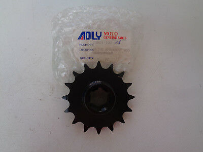 Adly Herkules 125 Buggy Herkules Adly ATK 125 Zahnrad Hinterachse 23801-193-000