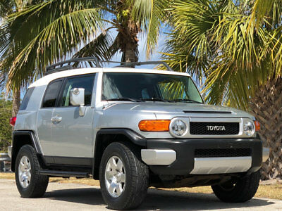 Toyota FJ Cruiser 4WD 4dr Automatic 2007 TOYOTA FJ CRUISER 4X4..COMFORT AND CONVENIENCE PACKAGE FINEST ANYWHERE