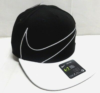ca80417199b Nike Youth ( 4-7 ) Big Swoosh Sportswear True Snapback Adjustable Hat