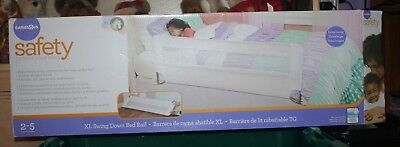 Safety XL Swing Down Bed Rail 2-5 Years ( BABIES-R-US ) Used Two Times