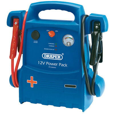 Draper  12V Heavy Duty Portable Power Pack (900A) 40133