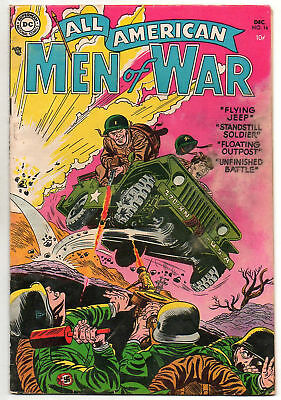 All American Men Of War :: 16 :: Flying Jeep