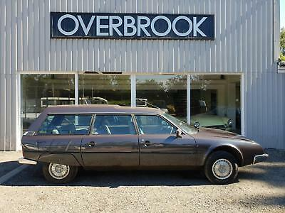 1983 Citroen CX Familiale Automatic  44K MILES FROM NEW