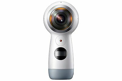 Samsung Gear 360 (2017 Edition)Real 360° 4K VR Camera (US Version with Warranty)