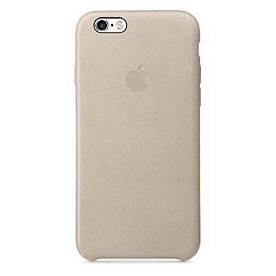 Apple OEM Leather Case for iPhone 6 Plus / 6s Plus - Rose Gray (New)