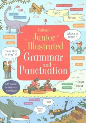 Junior Illustrated Grammar and Punctuation by Jane Bingham 9781409564942