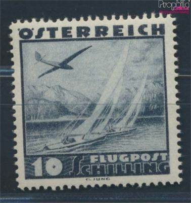 Austria 612 with hinge 1935 Airmail (8618428
