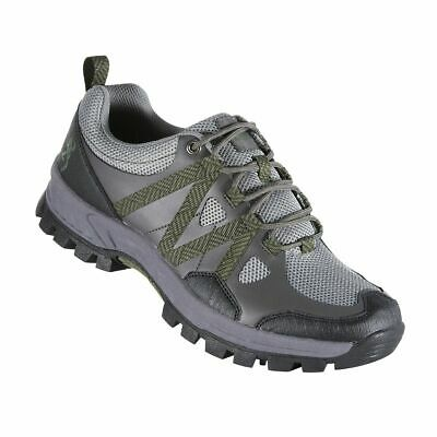 f12f30cef0fcb Browning Mens Glenwood Trail Shoes, Pavement   Cypress, 8M, F000006200128