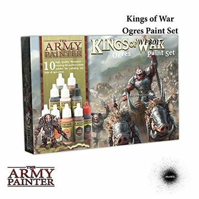 Kings of War, Ogres Paint Set by The Army Painter