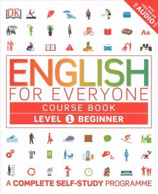 English for Everyone Course Book Level 1 Beginner A Complete Se... 9780241226315
