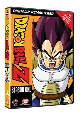 Dragon Ball Z Season 1 [New DVD]