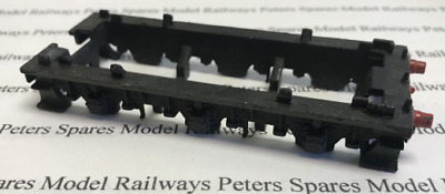 Hornby X6016 Schools Tender Chassis Frame Olive Metal