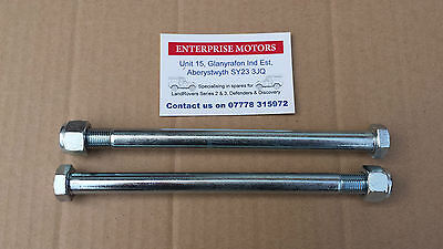 Land Rover Series 2 2A 3 Bulkhead Tie Bolts