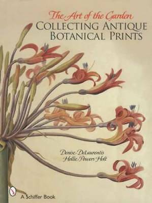 Antique Botanical Prints Collectors Guide - 17th & 18th Century Artist Bio & ID