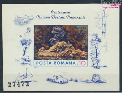 Romania block113 unmounted mint / never hinged 1974 UPU (7336023