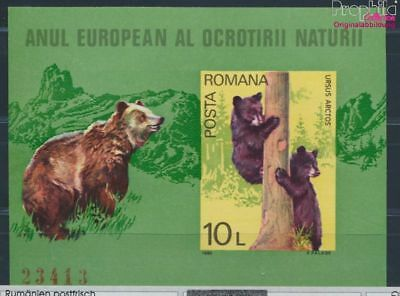 Romania block168 unmounted mint / never hinged 1980 Conservation (8688322