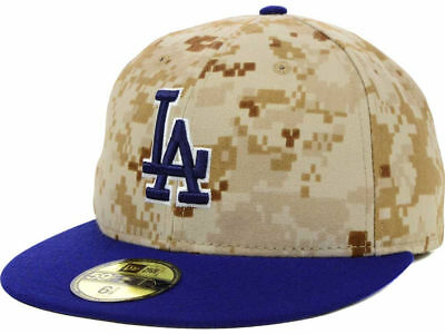 on sale f167d 75541 ... free shipping los angeles dodgers new era 59fifty mlb memorial day  stars stripes camo cap hat