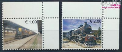 kosovo (UN-Administration) 90-91 MNH 2007 Railways (8776957