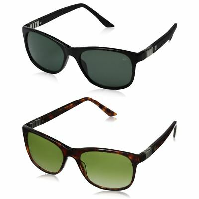 ac3144f28b89a TAG Heuer Legend 9382 Unisex 54mm Lens Acetate Frame Sunglasses - Made in  France