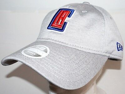 store official shop fashion styles LOS ANGELES LA Clippers Grey Slouch Hat Basketball Oem New Era ...