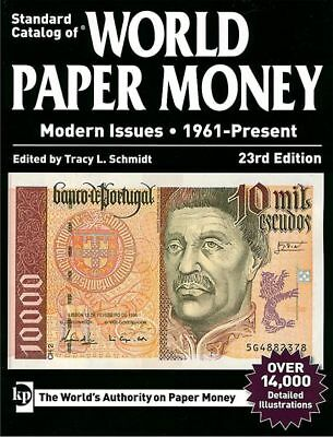 Standard Catalog of World Paper Money, Vol. 3, Modern Issues 1961-present, 23. A