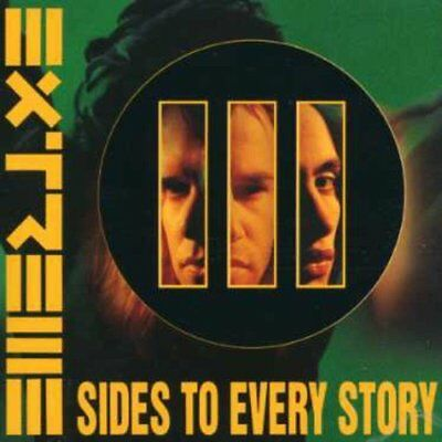 Extreme - Iii Sides To Every Story 1992 Uk Cd