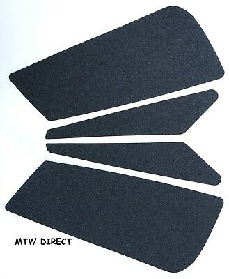R&G RACING BLACK TANK TRACTION PADS for Ducati 1098S (All Years)