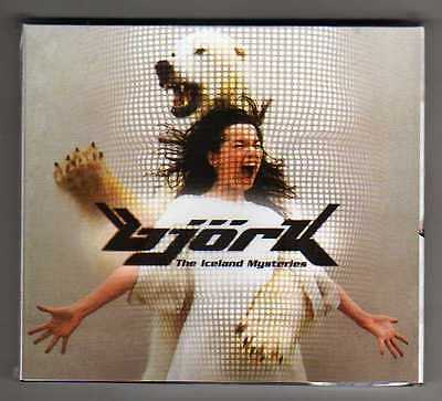 BJORK - THE ICELAND MYSTERIES - 2 CD DIGIPACK LIVE RARO NO CDr - SEALED MINT!!!