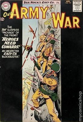Our Army at War #129 1963 GD/VG 3.0 Stock Image