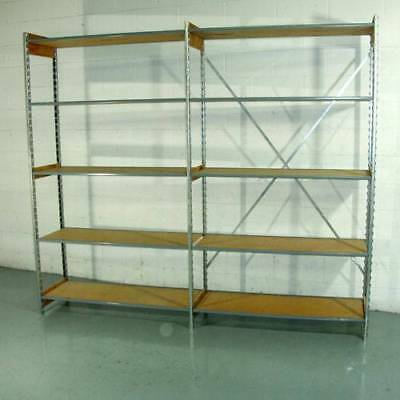 Lozier SHELVING - Backroom - Storage - HUNDREDS OF LINEAR FEET AVAILABLE
