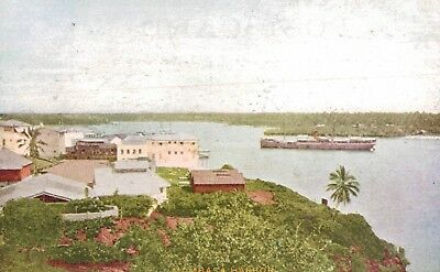 Mombasa,British East Africa,Harbor,c.1909