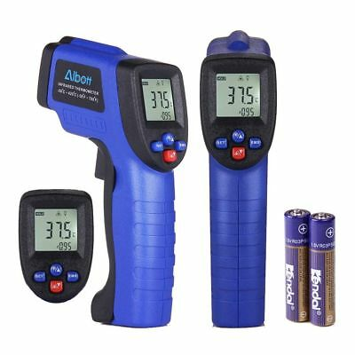 Non-Contact Digital Temperature Gun Infrared IR Laser Thermometer FDA Approved