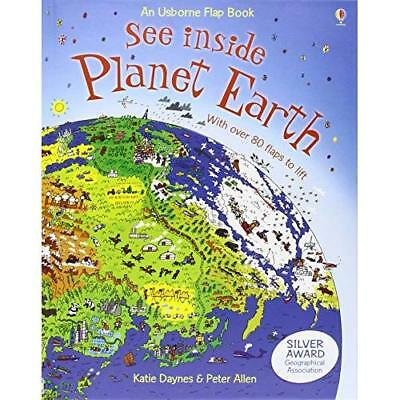 Planet Earth - Hardcover NEW Daynes, Katie 2008-03-28