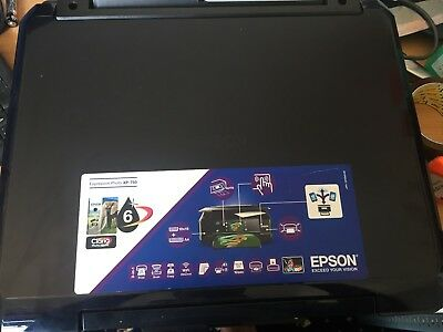 EPSON XP-750 EXPRESSION Multi function Photo Printer with 90